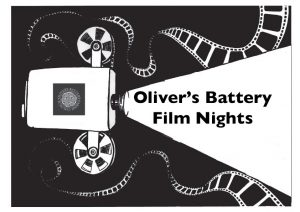 Olivers Battery Film Nights logo